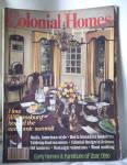 Vintage 1984 Colonial Homes Magazine