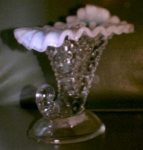 Fenton Glass,french Opalescent