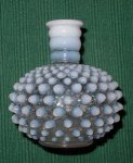 French Opalescent Wristley Cologne Bottle
