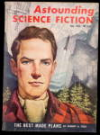 Nov 1959 Astounding Science Fiction Magazine
