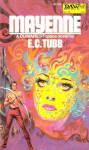 """1973 """"mayenne"""" Dumarest E.c. Tubbs Ace Book"""