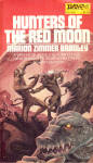 """1973 """"hunters Of The Red Moon"""" Book"""