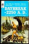 1952 'daybreak - 2250 A.d.' Andre Norton Ace Book