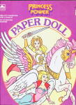 1985 Princess Power Paper Dolls