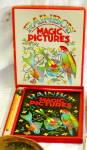 1938 Rainbow Magic Pictures Activity Set - Unused