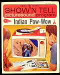 """1964 Show'n Tell """"indian Pow-wow"""" Ge Record"""