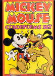 1970 Mickey Mouse Colorforms #465