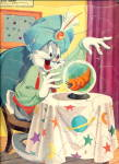 1959 Bugs Bunny Tray Puzzle