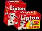 Early 1900s Lipton Tea Diecut Needle Case