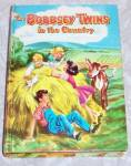 Bobbsey Twins In The Country Whitman 1953