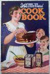 Mcness Cook Book 1933 Mom & Children Cover