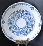 Noritake Blue Moon Dinner Plate / Reduced