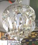 Small Victorian Chandelier Style Light / Reduced Price