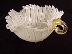 Filigree Leaf Dish