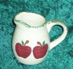Alco Apple Garden Open Creamer
