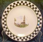Alco Light Houses Salad Plate