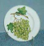 American Atelier Vineyard Salad Plate
