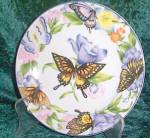 American Atelier Butterfly 5090 Salad Plate