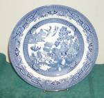 Churchill Willow Dinner Plate