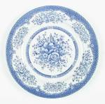 English Ironstone Kew Blue Salad Plate