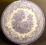 English Ironstone Kingswood Blue Salad Plate