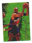 94/95 Ultra Fleer Ultra Power Card