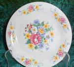 Gibson Breath Of Spring Salad Plate