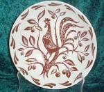 Homer Laughlin Chanticleer Fruit Or Dessert Bowl