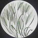Homer Laughlin American Wheat Soup Bowl
