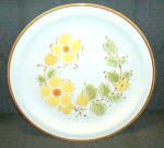 International Wildflowers Sy17575 Dinner Plate