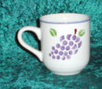 International Tableworks Fruit Fancy Mug