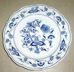 Japan Blue Danube Bread & Butter Plate