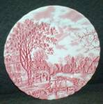 Johnson Brothers Cotswold Pink Salad Plate