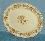 Johnson Brothers Old English Clover Small Platter - Oval