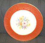 Edwin Knowles Unmarked Npm4 Dinner Plate