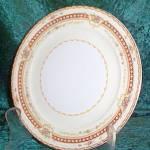 Meito Rhodes Dinner Plate