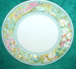 Mikasa Floral Meadow Cab01 Dinner Plate