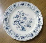 Nikko Ming Tree (Blue) Salad Plate