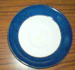 Nikko Riviera Blue Saucer