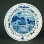 Nikko Americana Dinner Plate