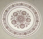 Royal Usa Wellesley Dinner Plate