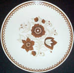 Royal Usa Nutmeg Dinner Plate
