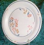 Royal Usa Fall Flowers Dinner Plate