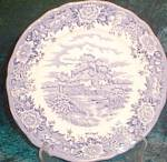 Salem English Village (England) Bread & Butter Plate