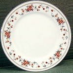 Sheffield Anniversary Dinner Plate