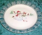 Thomson Winterland Dinner Plate