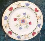 Tienshan Lancaster Salad Plate