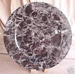 Villeroy & Boch Marble (Black) Salad Plate