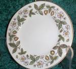 Wedgwood Strawberry Hill Bread & Butter Plate