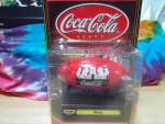 Coca Cola Blimp - Matchbox Car